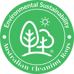 Australian Cleaning Rags Environmental Sustainablility