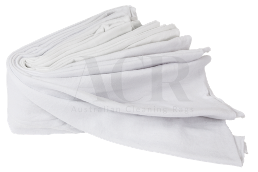 Australian Cleaning Rags White Towel