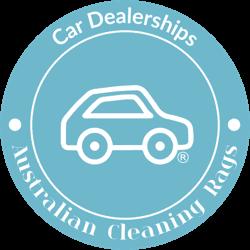 Australian Cleaning Rags Car Dealerships