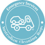 Australian Cleaning Rags Emergency Services