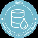 Australian Cleaning Rags Spills