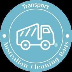 Australian Cleaning Rags Transport