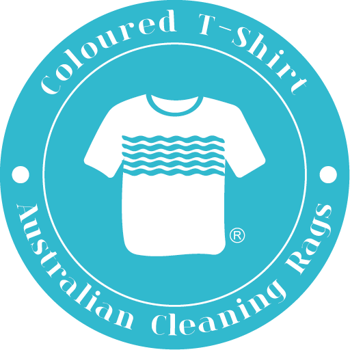 Australian Cleaning Rags Coulored T-Shirt