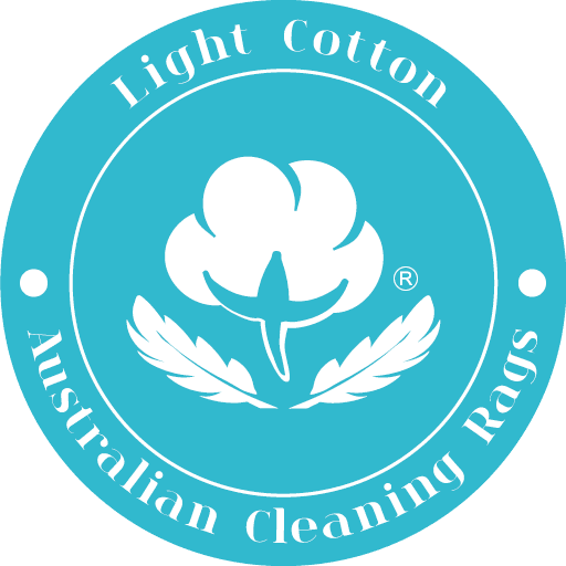 Australian Cleaning Rags Light Cotton