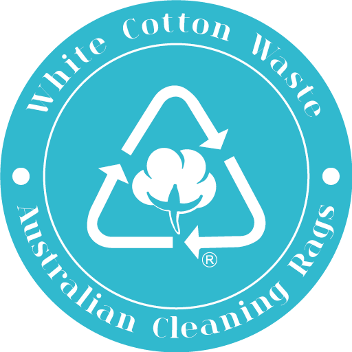 Australian Cleaning Rags Light Cotton Waste