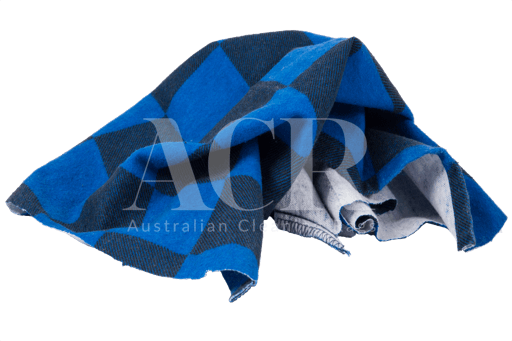 Australian Cleaning Rags Flannel srunched