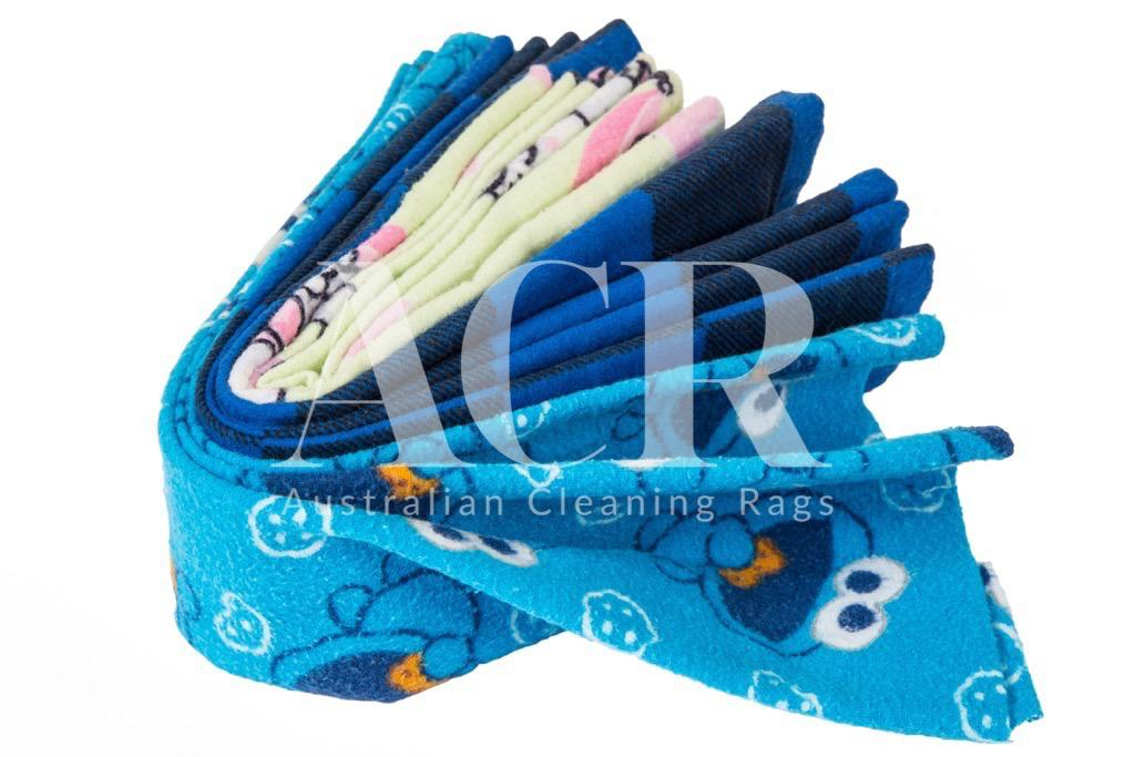 Australian-Cleaning-Rags-flannel-coloured-stack