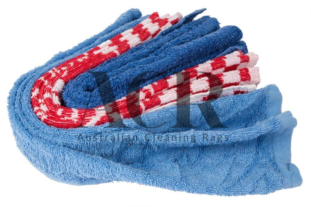 Australian-Cleaning-Rags-towel-coloured-stack